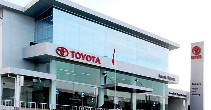 DEALER ANZON TOYOTA