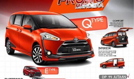 Promo Kemerdekaan, Anzon Toyota