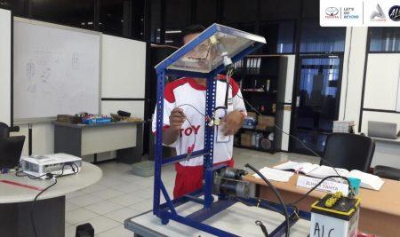 Anzon Learning Center (ALC) Gelar Training Toyota Technician Batch #7 2018, Pontianak